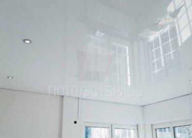 Глянцевый натяжной потолок НП-227