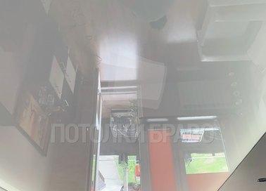 Классический глянцевый натяжной потолок НП-249