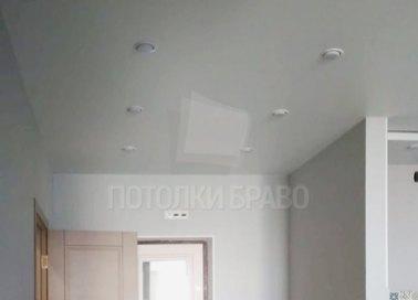 Двухуровневый матовый натяжной потолок НП-311 - фото 2