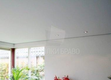 Классический матовый натяжной потолок НП-336