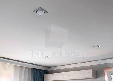 Матовый натяжной потолок в стиле Прованс НП-342