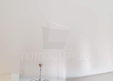 Классический сатиновый натяжной потолок НП-430