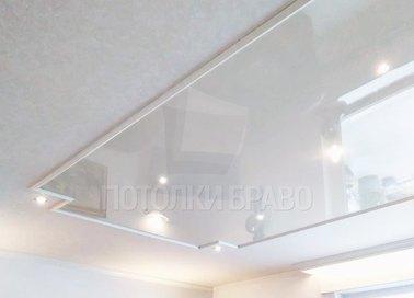 Резиновый натяжной потолок НП-476
