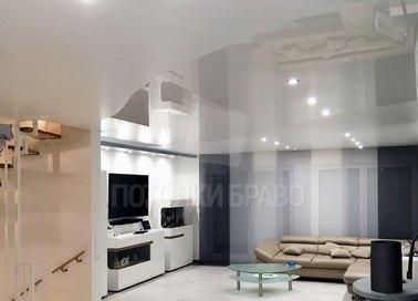 Волнообразный натяжной потолок НП-480