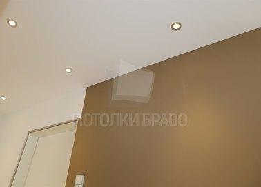 Натяжной потолок для квартиры в стиле Хай-Тек НП-640 - фото 3