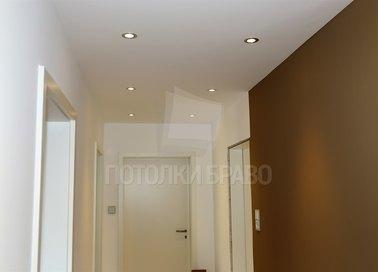 Натяжной потолок для квартиры в стиле Хай-Тек НП-640 - фото 4