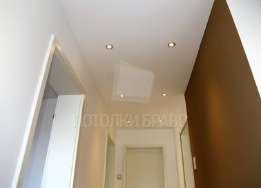 Натяжной потолок для квартиры в стиле Хай-Тек НП-640