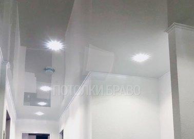 Г-образный глянцевый натяжной потолок НП-691 - фото 2