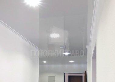 Г-образный глянцевый натяжной потолок НП-691 - фото 3