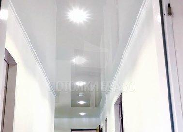 Г-образный глянцевый натяжной потолок НП-691 - фото 4
