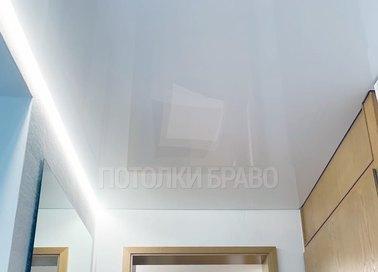 Сатиновый натяжной потолок НП-730