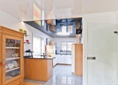 Сложный фактурный натяжной потолок для кухни НП-892 - фото 3