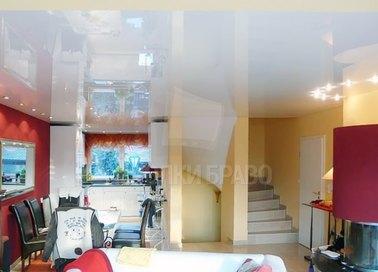 Классический натяжной потолок для квартиры НП-906 - фото 2