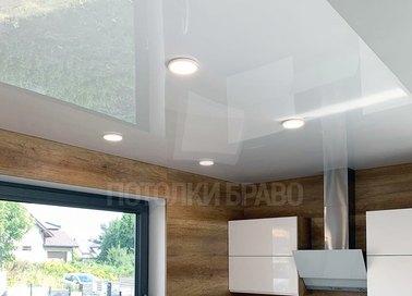 Глянцевый потолок для кухни НП-990 - фото 2