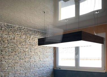 Двойной натяжной потолок НП-1520 - фото 2