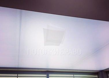 Матовый сиреневый натяжной потолок НП-1523 - фото 2