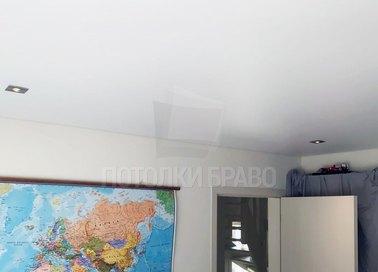Матовый натяжной потолок под углом НП-1614 - фото 2