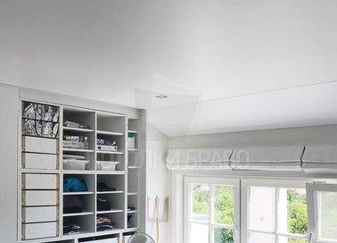 Матовый натяжной потолок под углом НП-1614 - фото 3