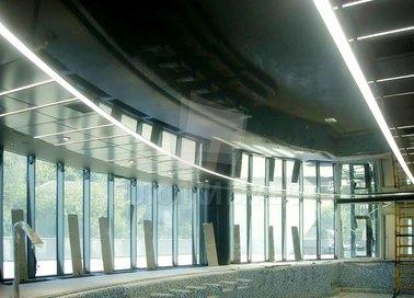 Натяжной потолок для бассейна НП-145